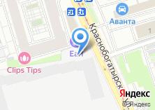Компания «Спорт Оптовик» на карте
