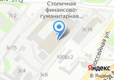 Компания «РИНА АВТО» на карте