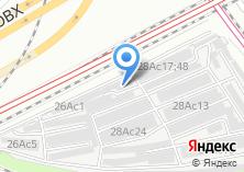 Компания «Гаражно-строительный кооператив №7» на карте