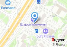Компания «Антей-СтройИнвест» на карте