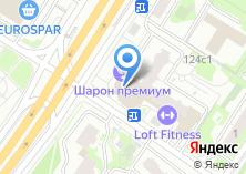 Компания «Ярославское шоссе 124» на карте