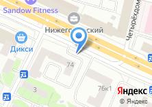 Компания «ДОП-Авто» на карте