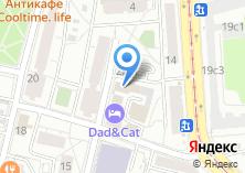 Компания «Рублевъ» на карте