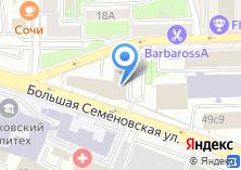 Компания «ТрастКом Групп» на карте