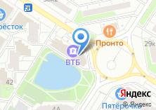 Компания «Экбист» на карте