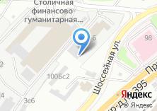Компания «НИВЮС МАРЬИНО» на карте