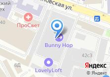 Компания «КИН» на карте