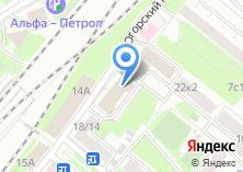 Компания «Мировые судьи района Северное Медведково» на карте