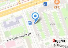 Компания «Адвокат Смирнов М.Б.» на карте