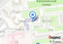 Компания «Колледж индустрии гостеприимства и менеджмента №23» на карте