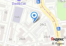 Компания «Торговый дом строительных и отделочных материалов» на карте
