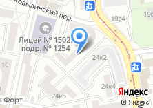 Компания «Моя спина» на карте