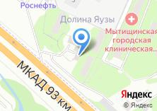 Компания «МКАД сервис» на карте