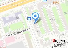Компания «Адвокат Смирнов М.Б» на карте