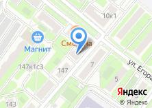 Компания «Столички» на карте