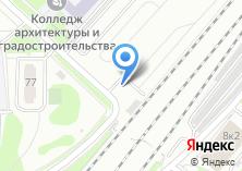 Компания «Автостоянка на Анадырском проезде» на карте