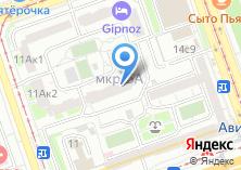 Компания «Максимова и партнеры» на карте