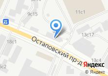 Компания «Автопрокат-М» на карте