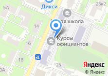 Компания «Московский кооперативный техникум МСПК им. Г.Н. Альтшуля» на карте