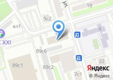 Компания «Индустрия Окон» на карте