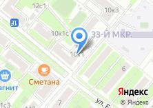 Компания «Мир Школьника» на карте