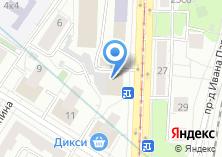 Компания «Evolis» на карте