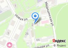 Компания «Видновская центральная районная больница» на карте