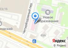 Компания «Городская поликлиника №24» на карте