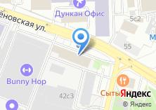 Компания «АЛГ» на карте