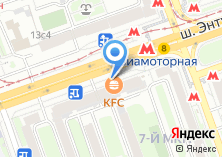 Компания «Магазин цветов на шоссе Энтузиастов» на карте