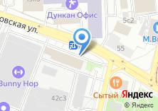Компания «АВЕА Технолоджи» на карте