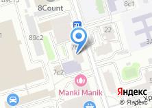 Компания «Государственный институт усовершенствования врачей Министерства обороны РФ» на карте