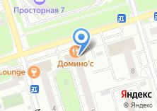 Компания «Янтарь 2» на карте