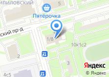 Компания «Магазин хозяйственных товаров и бытовой химии на Генерала Белова» на карте