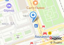 Компания «Все для шитья и рукоделия» на карте