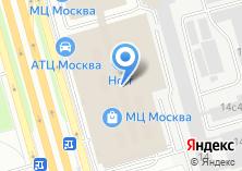 Компания «FordServ» на карте