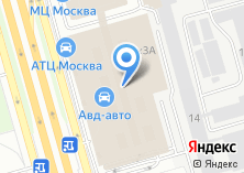 Компания «Panorama Auto» на карте