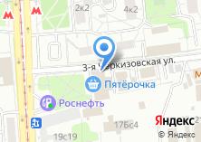Компания «TDD-market» на карте