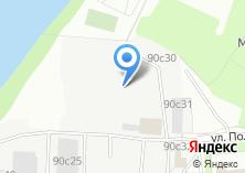 Компания «ЛКР СЕРВИС» на карте