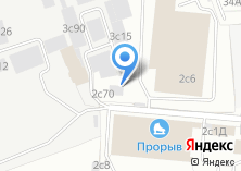 Компания «Bespodoba» на карте