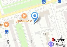 Компания «Автостоянка на Просторной» на карте