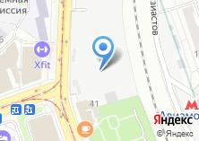 Компания «На Авиамоторной» на карте