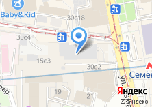 Компания «Красная Заря» на карте