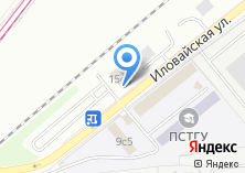 Компания «Автотехцентр на Иловайской» на карте