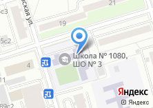 Компания «Средняя общеобразовательная школа №392» на карте