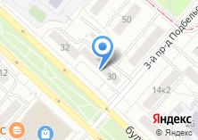 Компания «У Маршала» на карте
