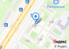 Компания «Магазин продуктов на Ярославском шоссе» на карте