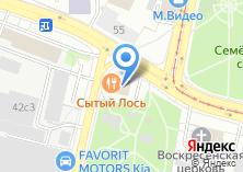 Компания «Денис Давыдов» на карте