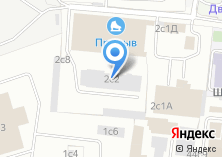 Компания «АВТОТЭК-М» на карте
