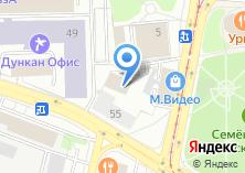 Компания «РЕМКАС» на карте